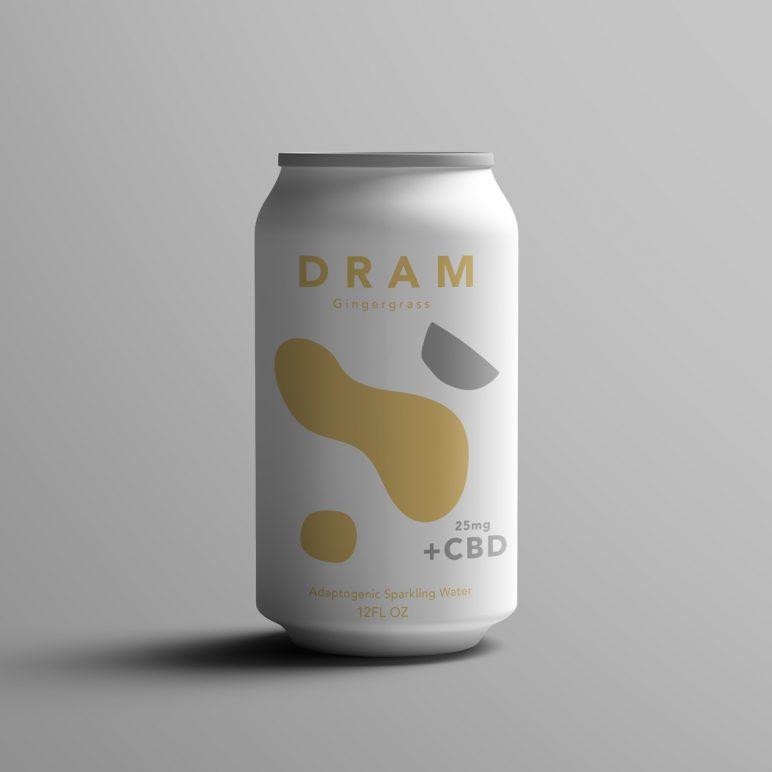 DRAM-Gingergrass-CBD-Sparkling-Water