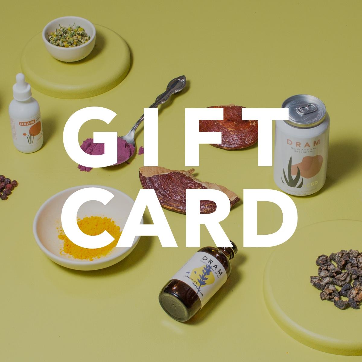 DRAM-Gift-Card
